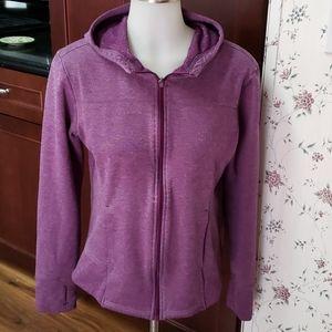 Girl's Zip Up Sweatshirt